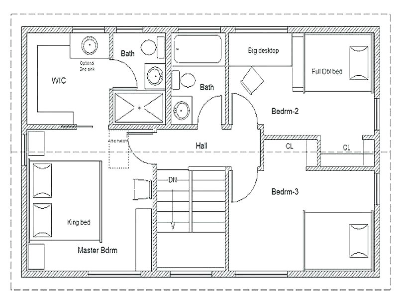 draw a floor plan plans kitchen blueprint home design make your own how to free software f