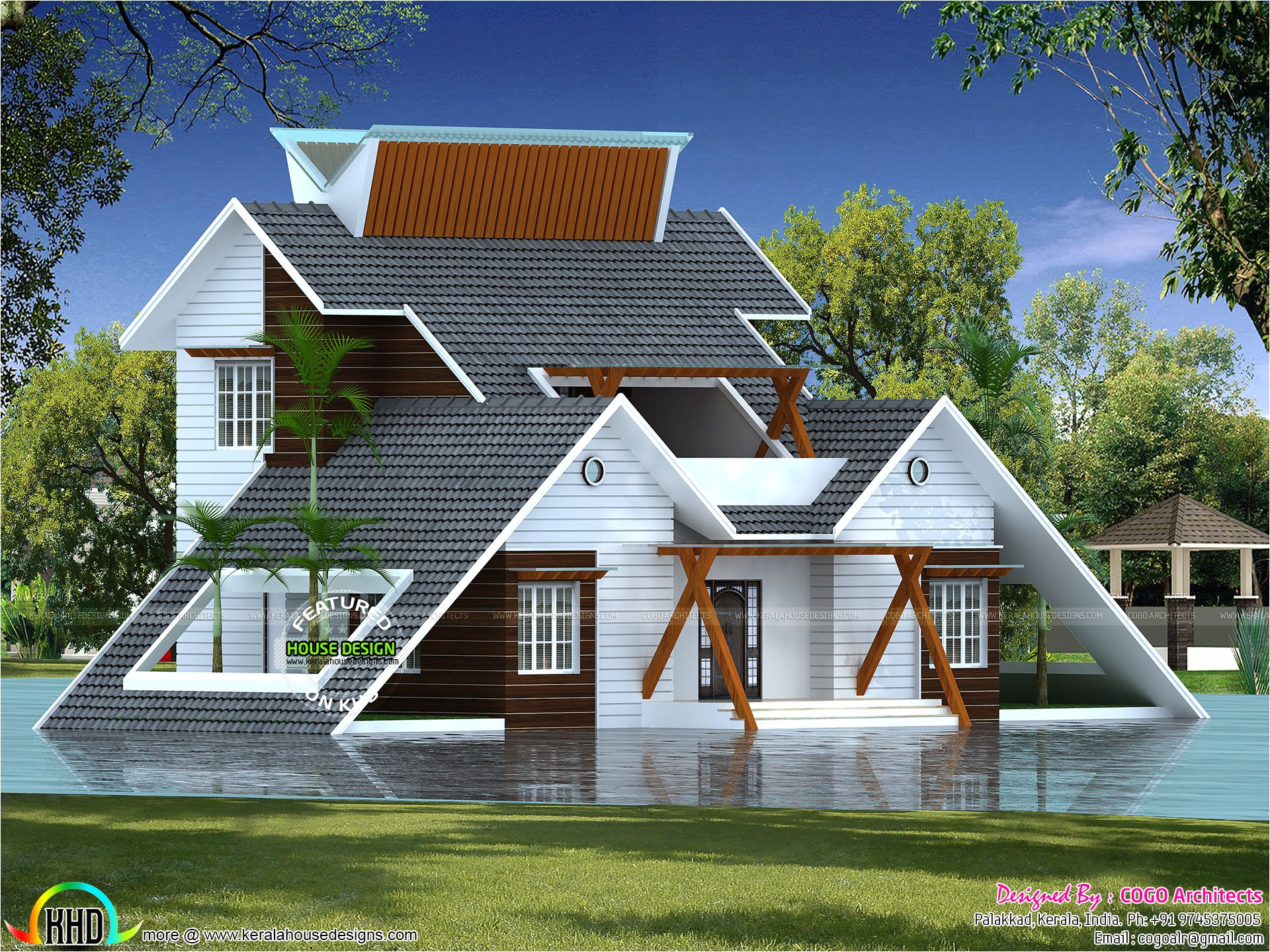 creative home architectural design