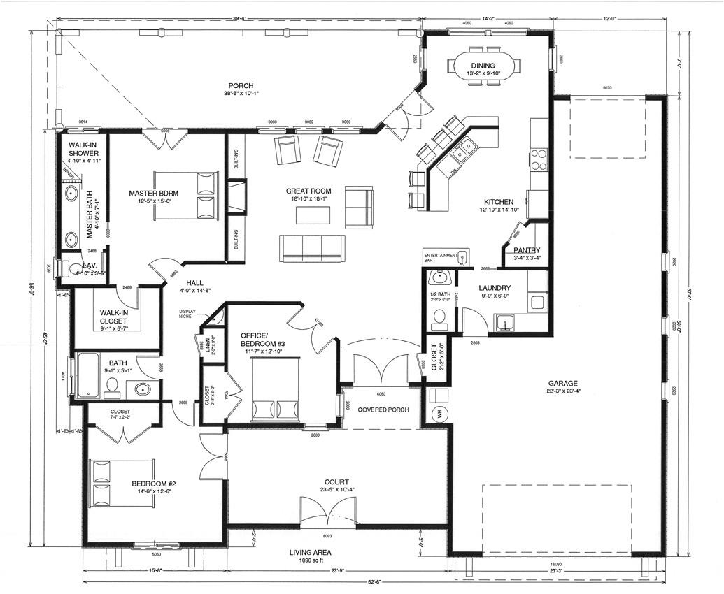 beautiful custom homes plans 5 custom home builders floor plans
