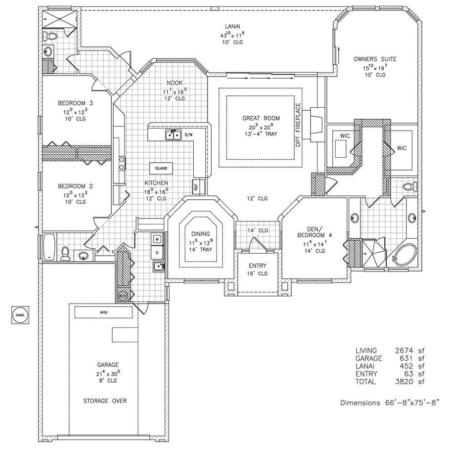 duran homes floor plans best of killarney custom home floor plan palm coast and flagler beach fl