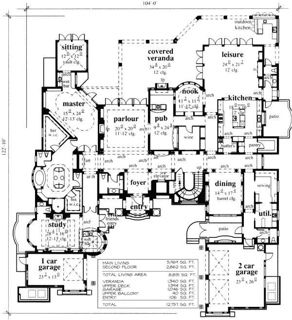 custom home plans jacksonville fl