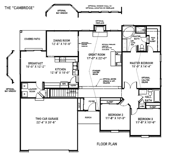 florida custom home floor plans