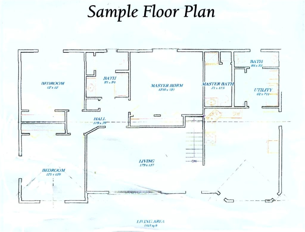 making your own floor plans