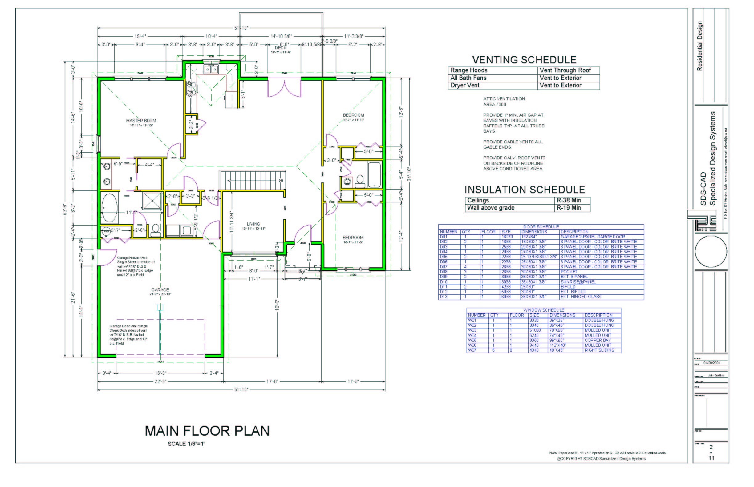 plan 96 custom home design