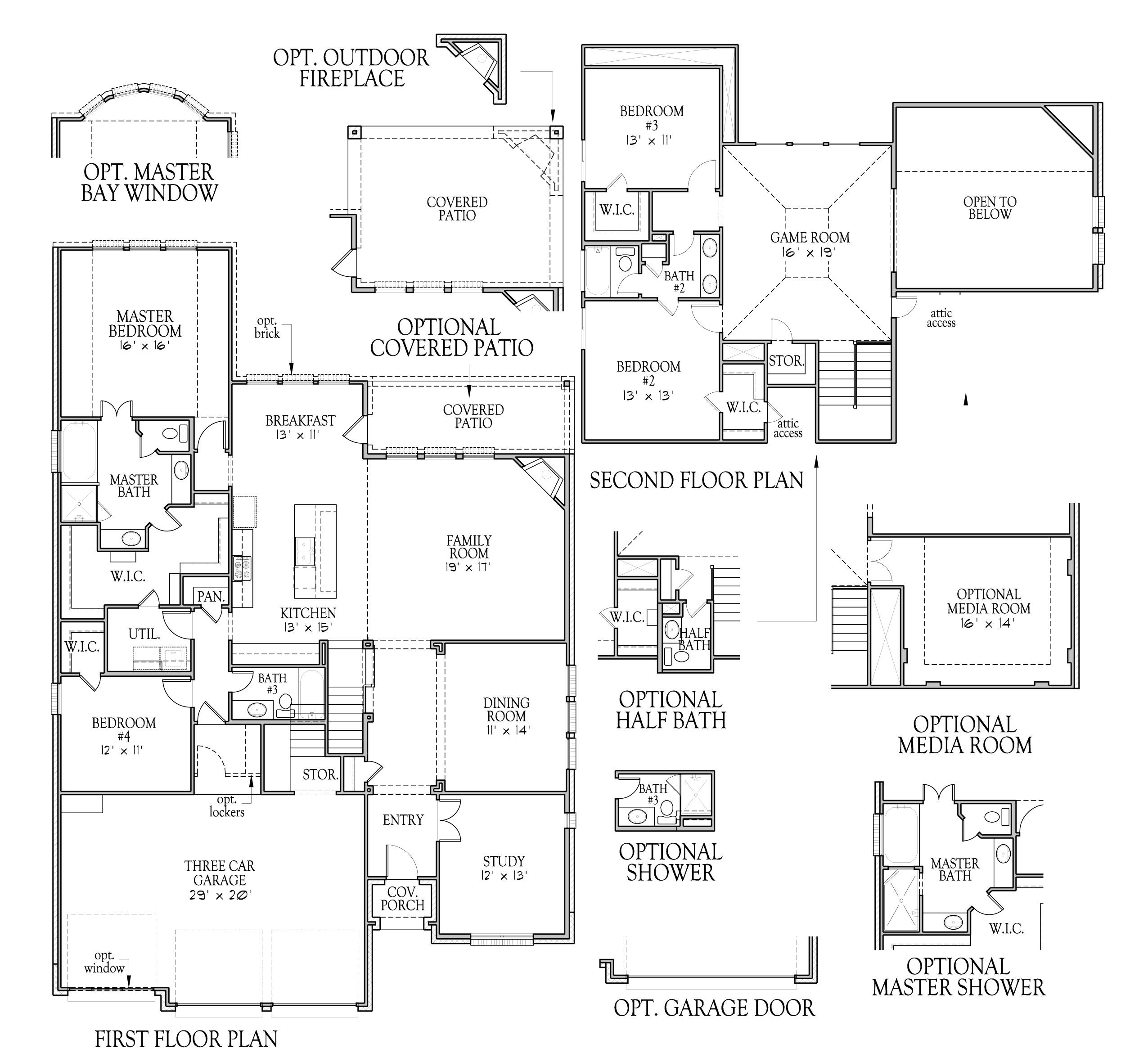 5687 model home plan
