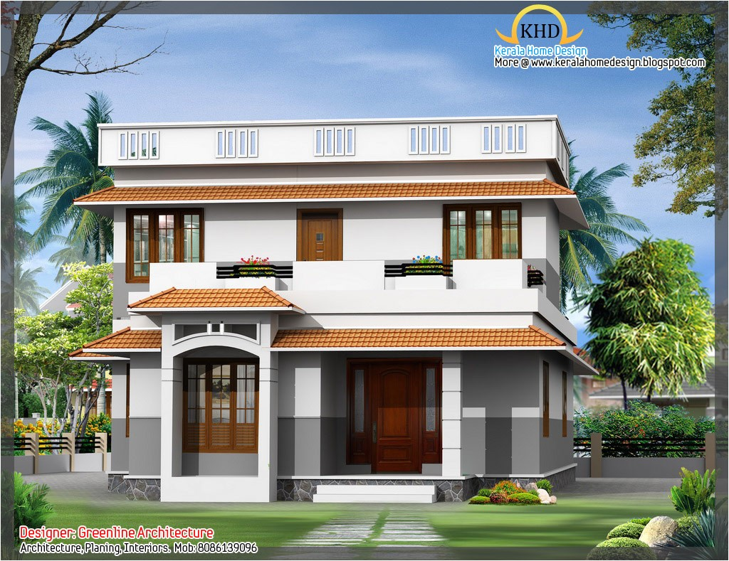 Designed Home Plans 16 Awesome House Elevation Designs Kerala Home