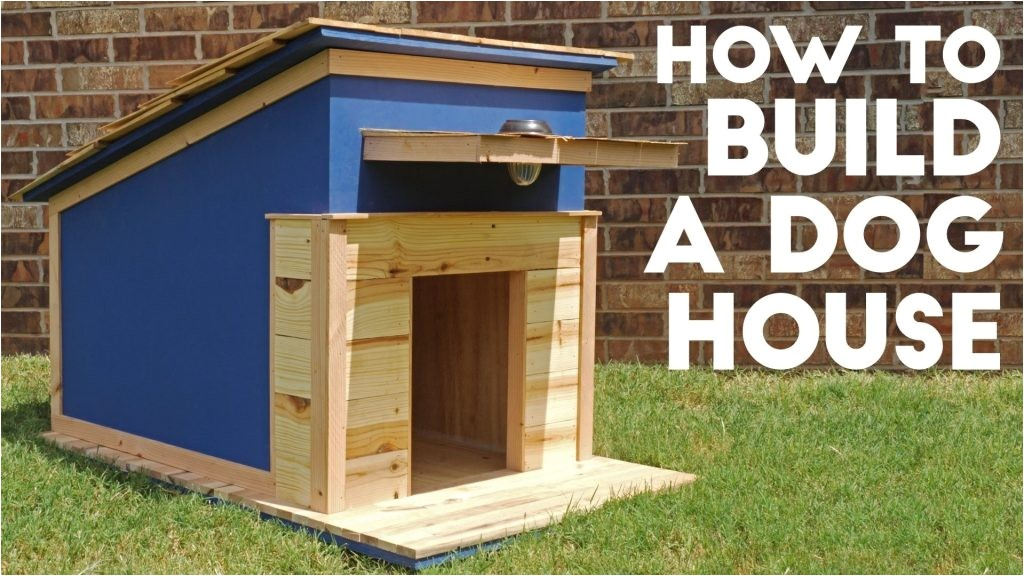 dog house plans home depot