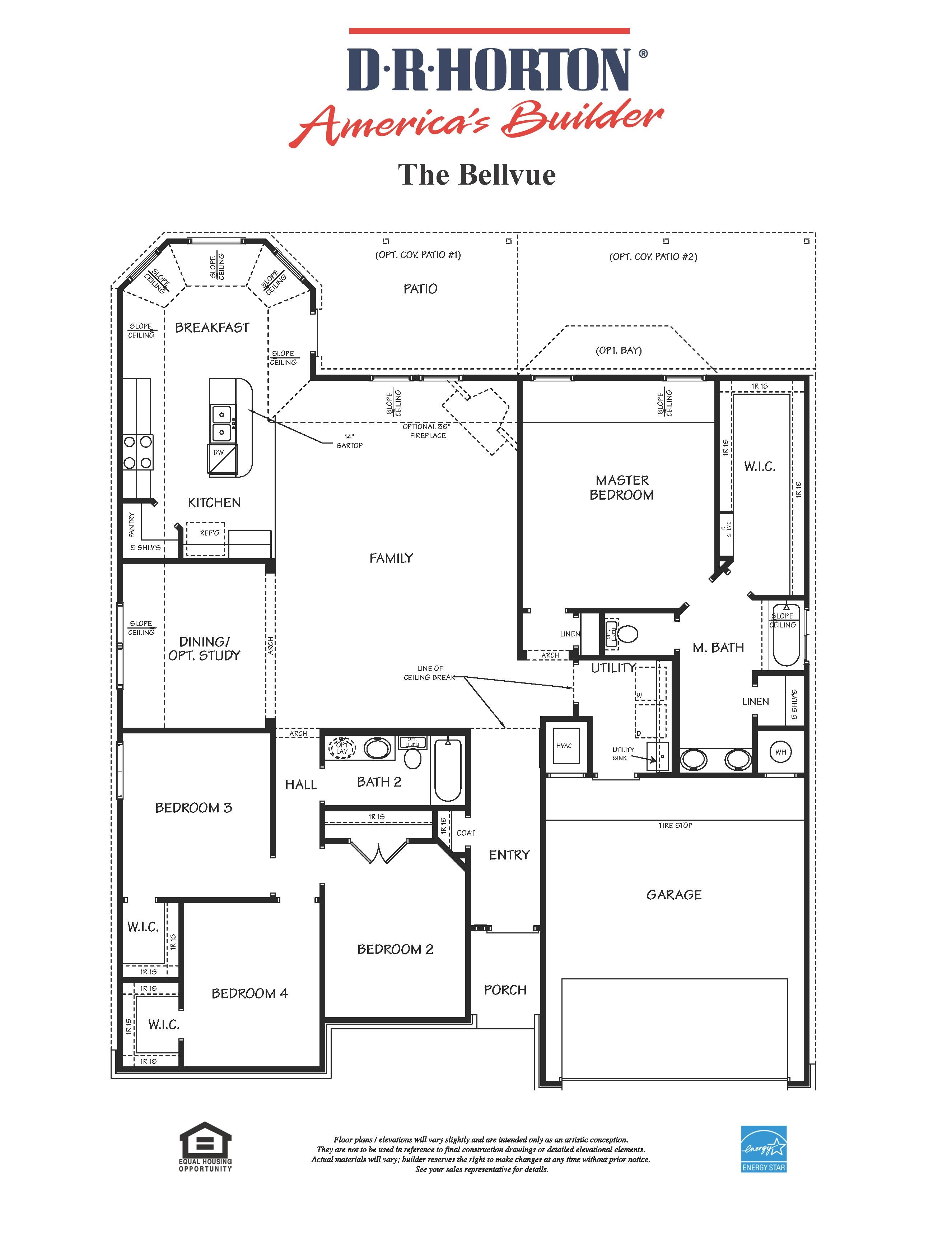 floor plans for dr horton homes