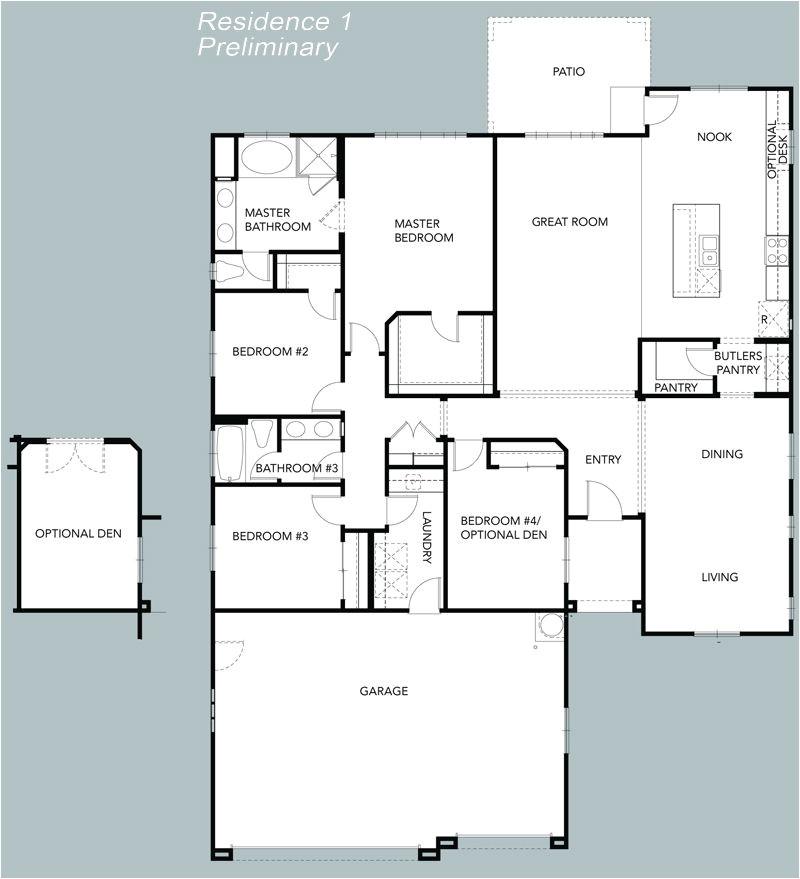 Dr Horton Home Share Floor Plans Dr Horton Diamond Ridge Floor Plan New Home Floor Plans