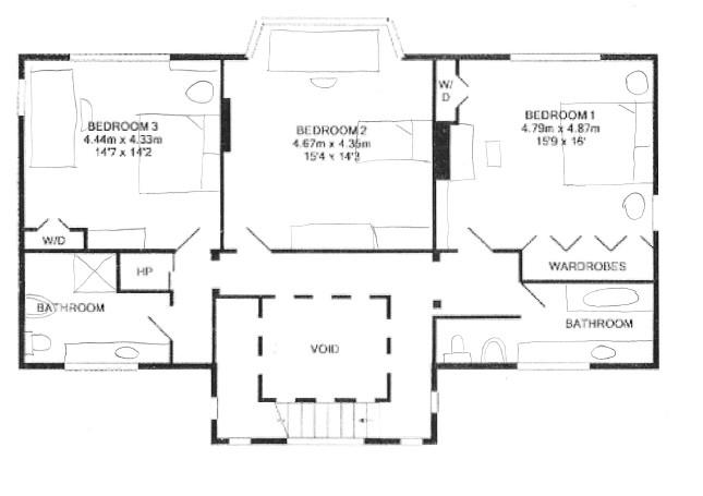 my dream house first floor