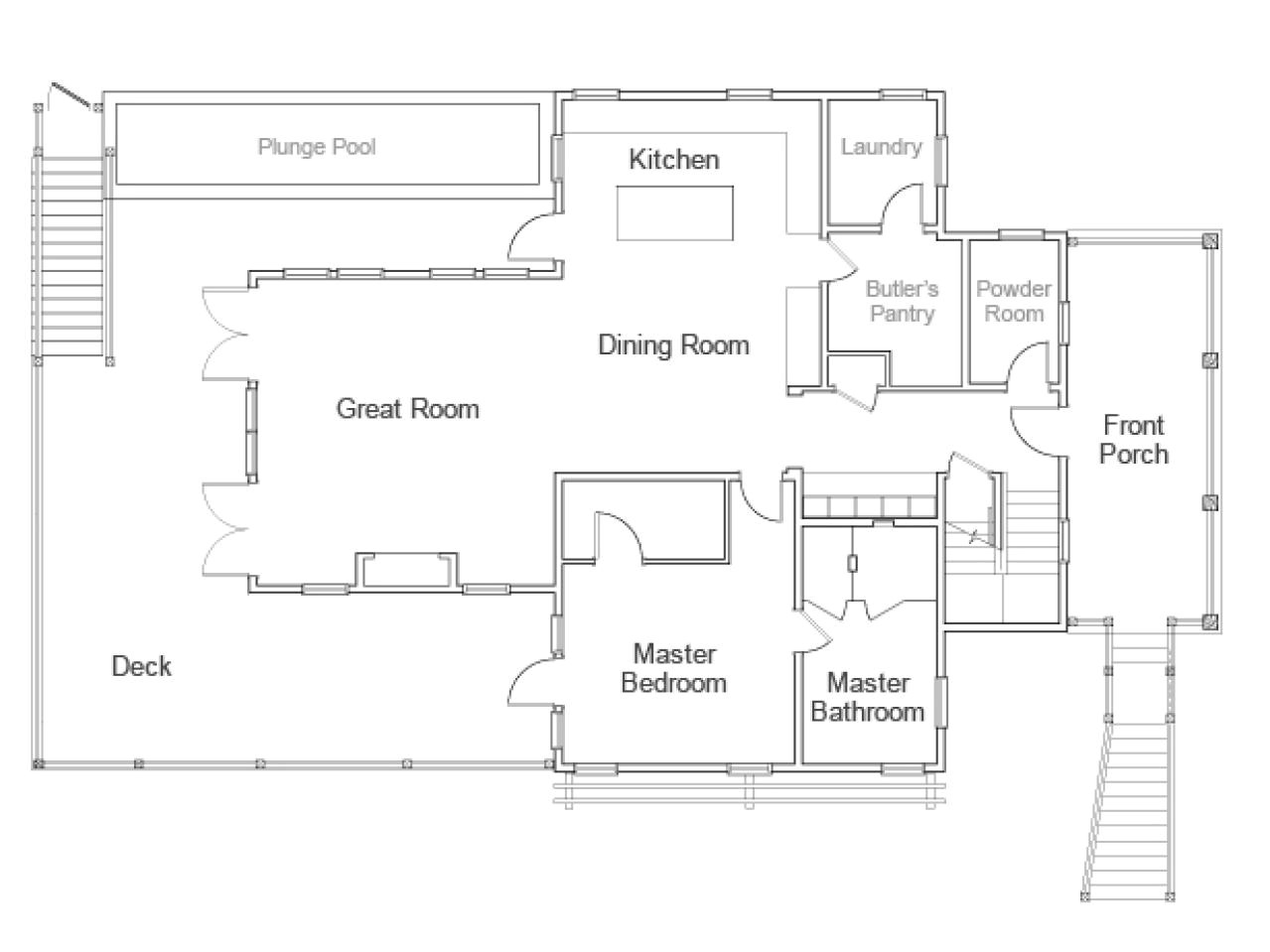hgtv dream home 2013 renderings and floor plan pictures