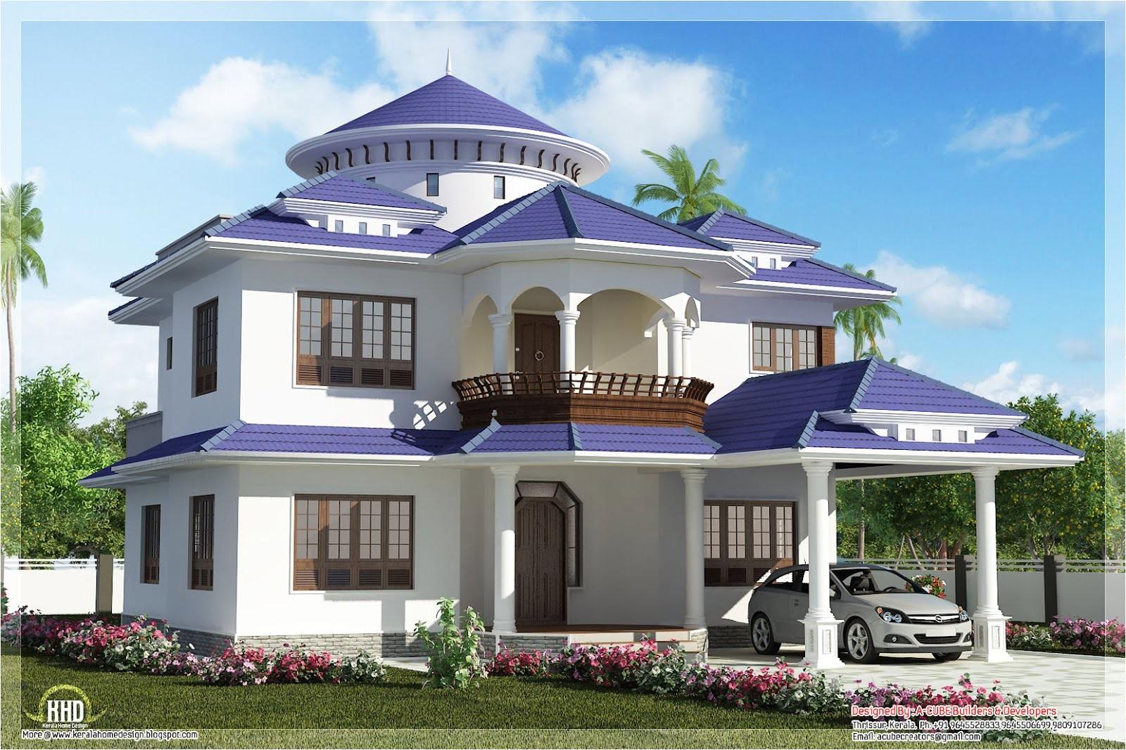 beautiful dream home design in 2800
