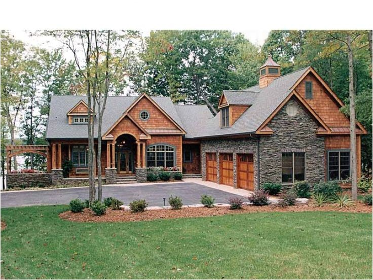 craftsman house plan with 4304 square feet and 4 bedrooms from dream home source house plan code dhsw54290