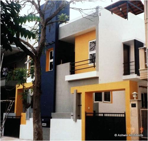 duplex house designs indi