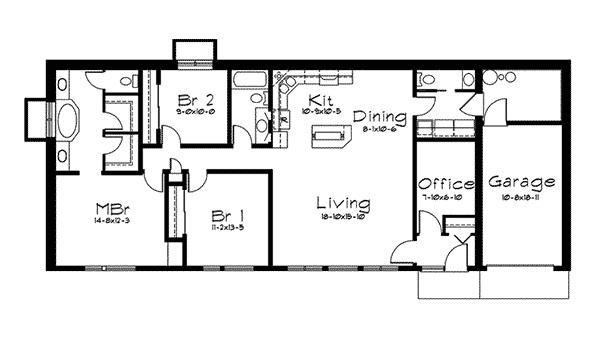 exceptional earth bermed house plans 13 earth berm homes floor plans