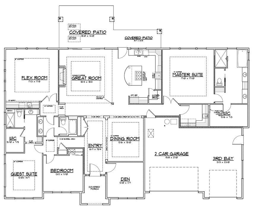 emerald homes floor plans