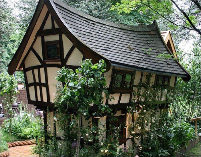 46 unusual house designs like fairy