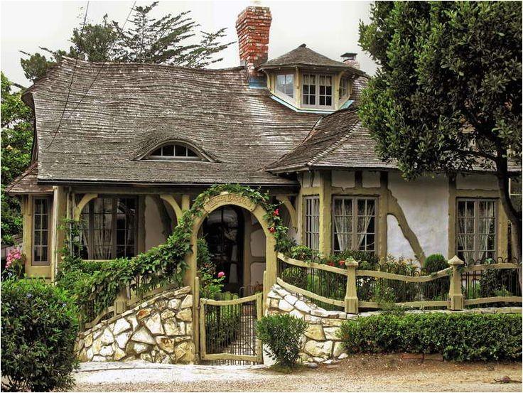 fairytale cottage house plans
