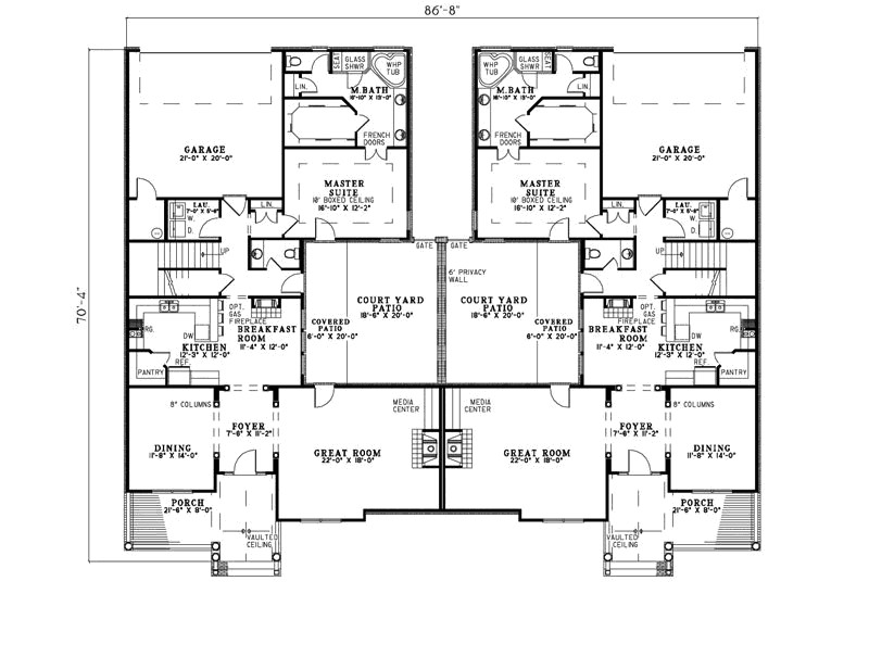 family home plans