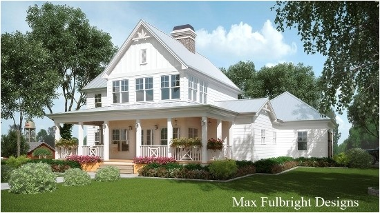 best modern farmhouse house design building plans