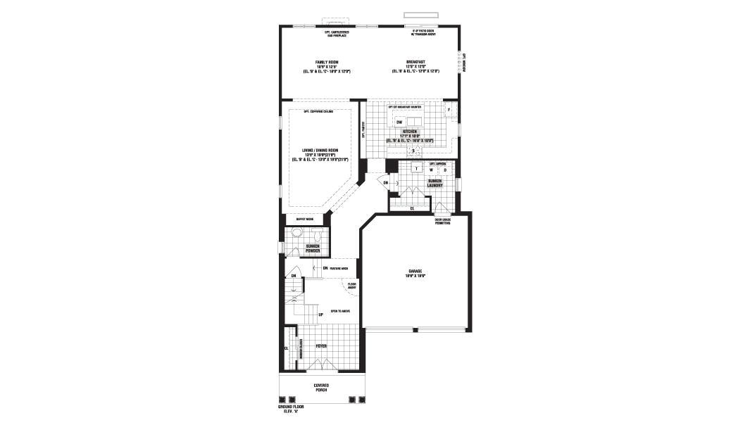 fernbrook homes bronte creek floor plans