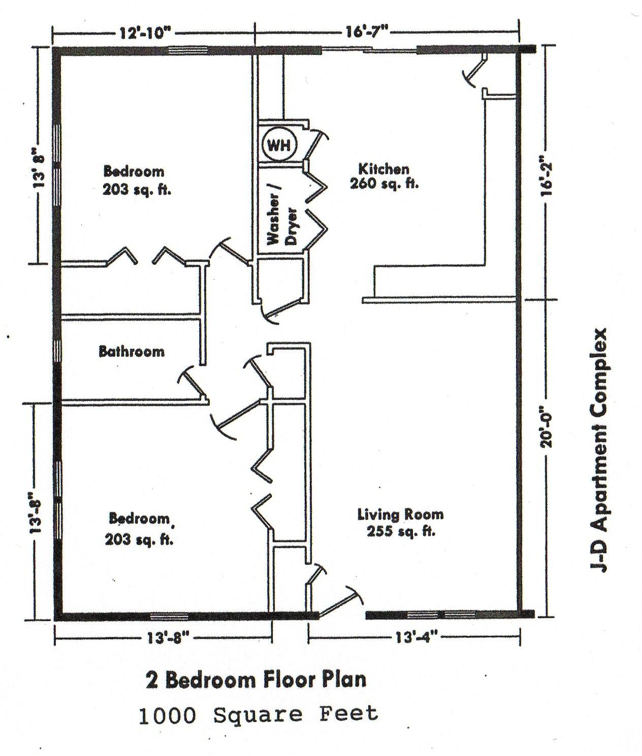 Floor Plans for 2 Bedroom Homes Modular Home Modular Homes 2 Bedroom Floor Plans