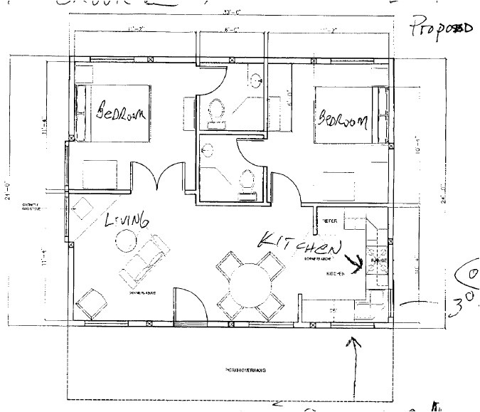 24 x 30 metal building home for a couple or small fam hq plans pictures