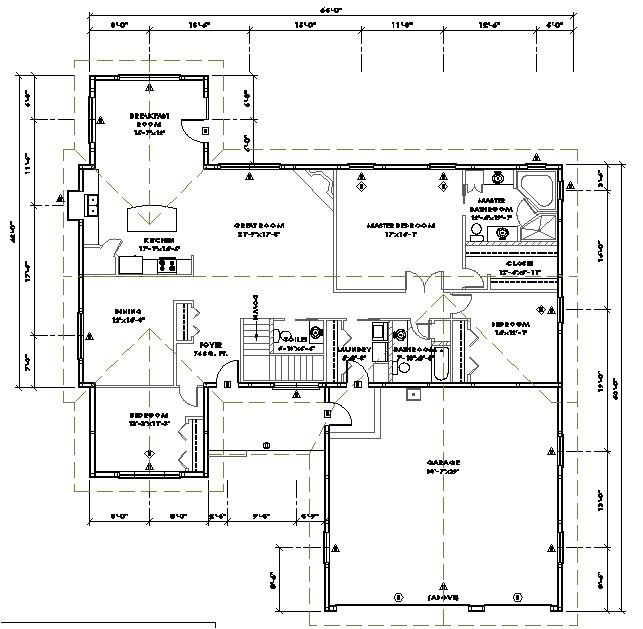 morton building floor plans