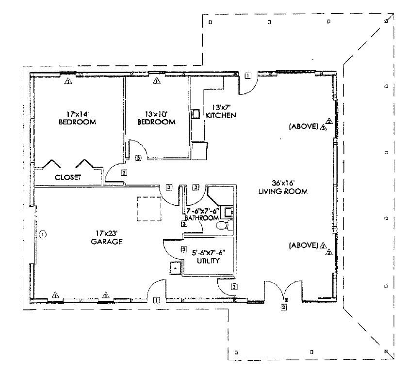 morton buildings floor plans