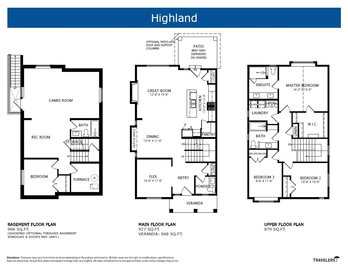 fox ridge homes floor plans