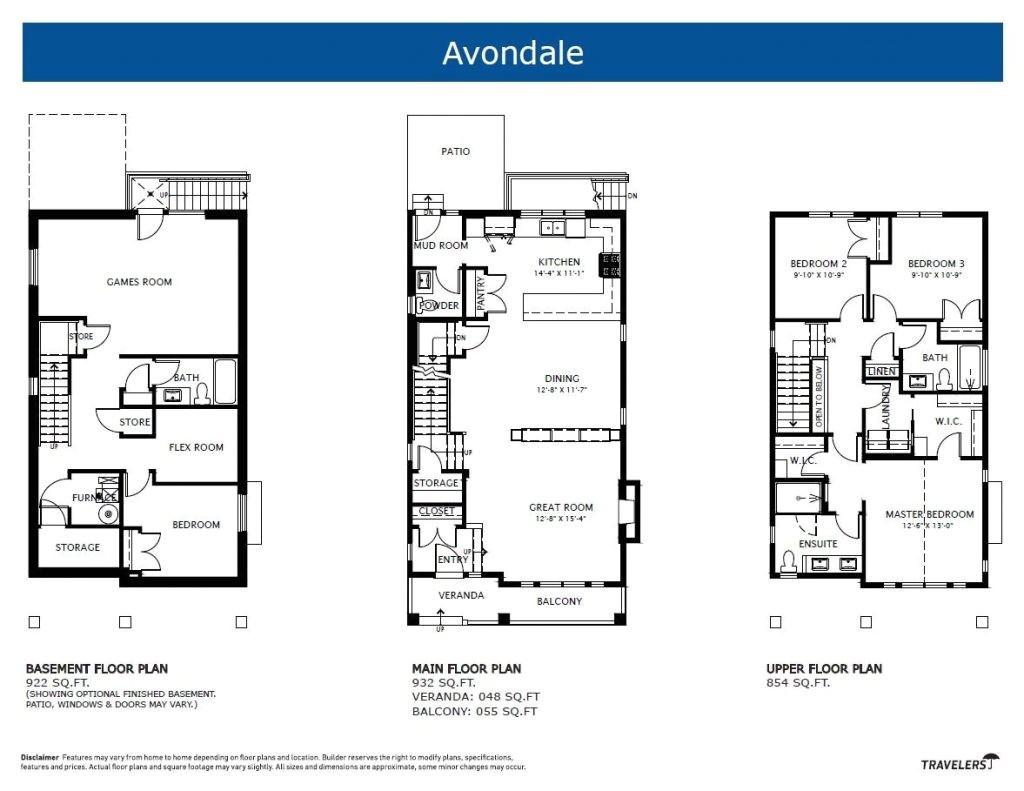 fox ridge homes floor plans new single family home plans in greater vancouver bc foxridge homes