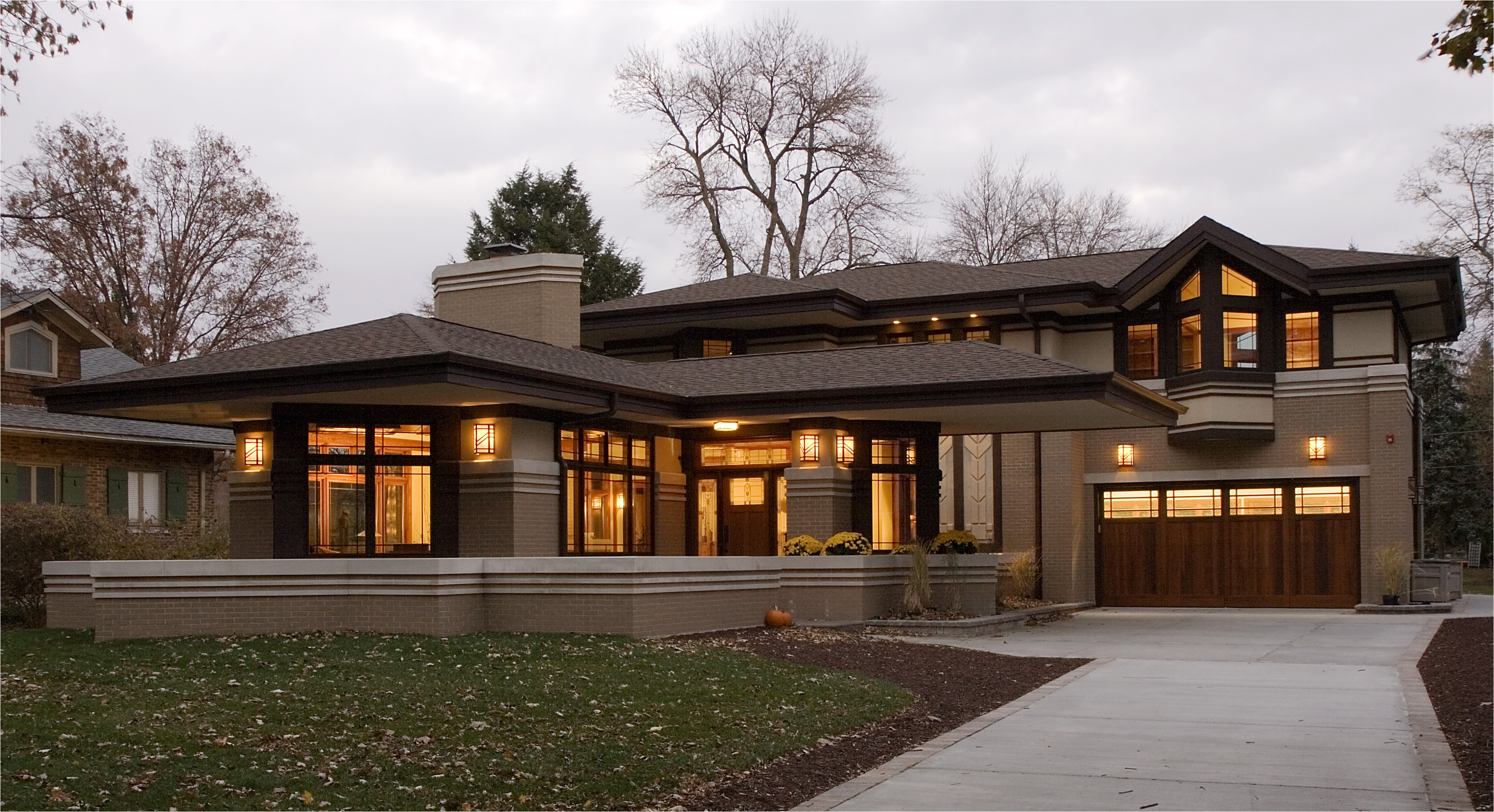 beautiful frank lloyd wright home plans 7 frank lloyd wright prairie style homes