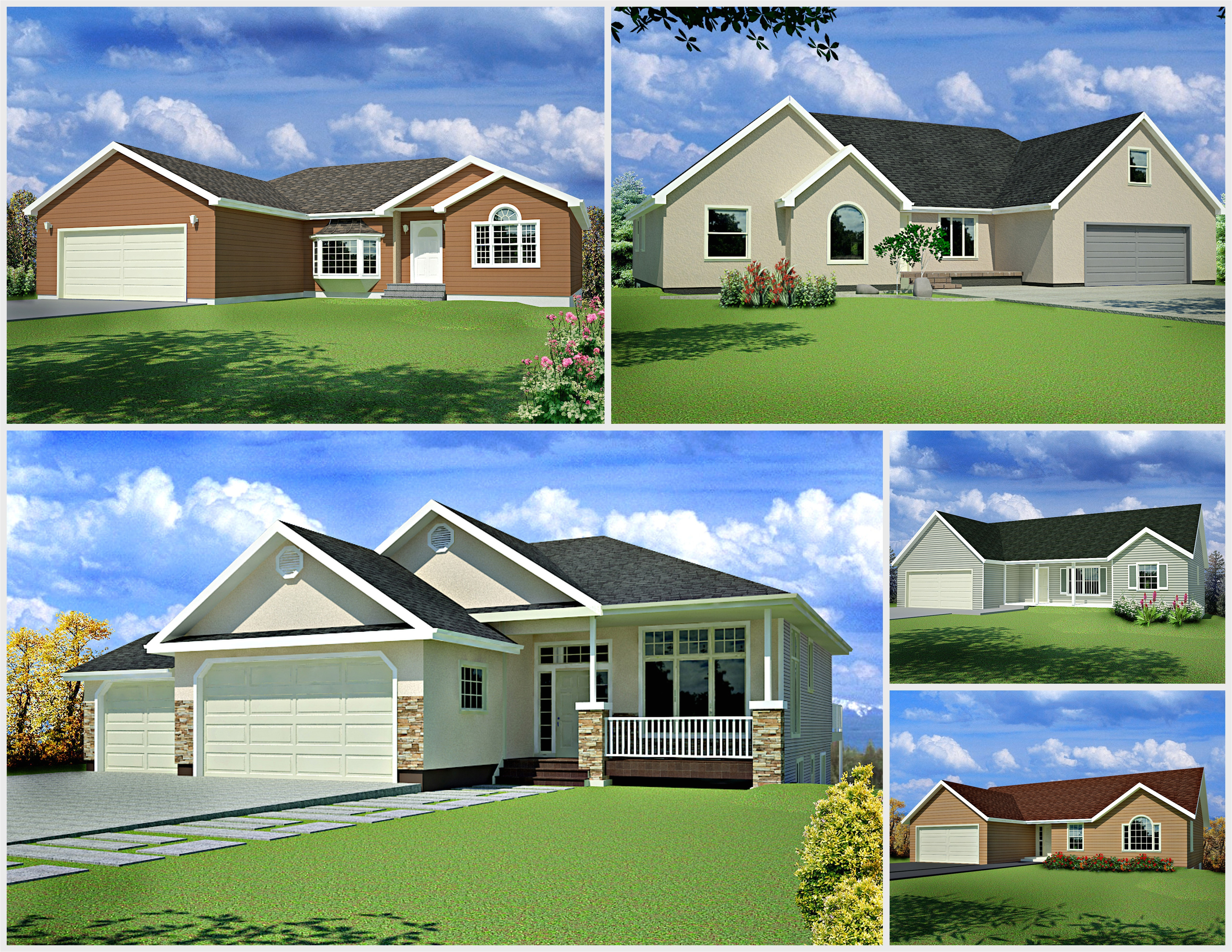 100 house plans printed and in dwg and pdf download the free color catalog