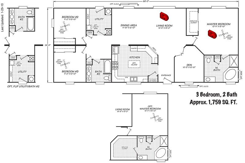 Friendship Manufactured Homes Floor Plans Friendship Manufactured Homes Floor Plans Modern Modular
