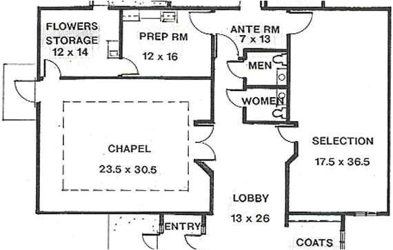 funeral home floor plans unique funeral home floor plan layout home art