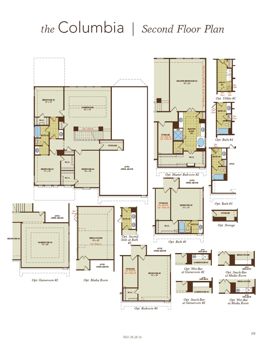 floor plan friday columbia gehan homes