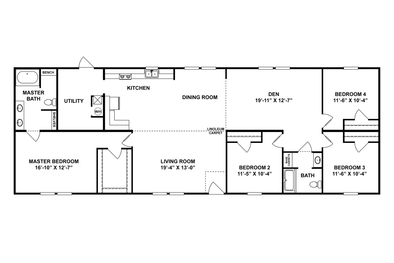 clayton homes norris floor plans