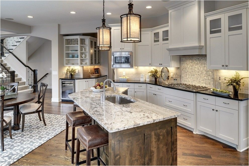 del monte theater for a transitional kitchen with a open floor plan and kitchen coyote song model 2014 spring parade of homes by gonyea homes remodeling