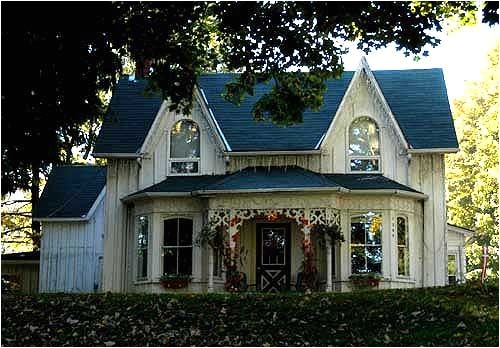 carpenter gothic house plans