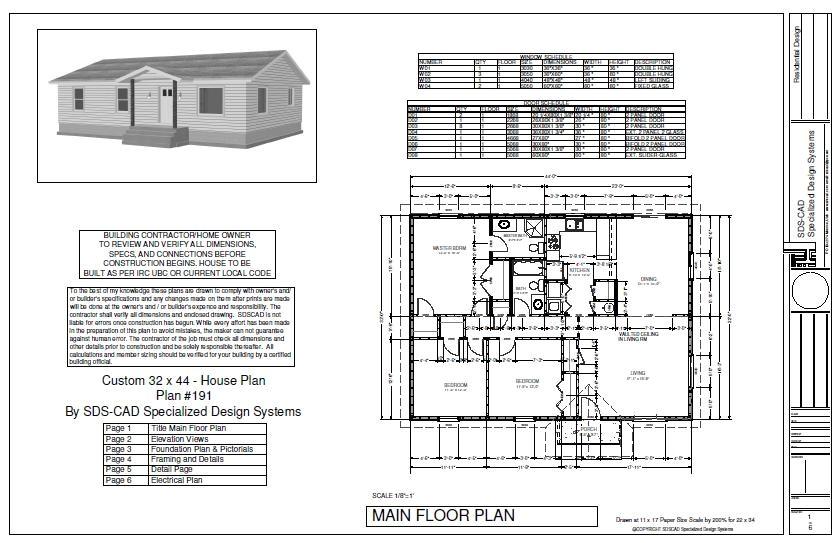 habitat house plans