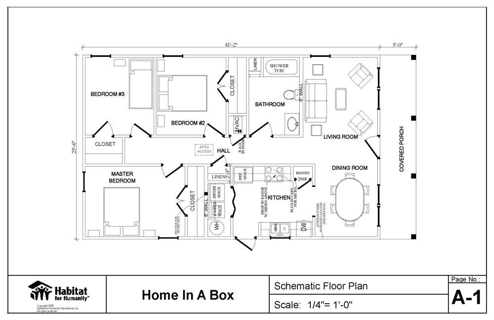Habitat Homes Floor Plans Unique Habitat House Plans 13 Habitat for Humanity Floor