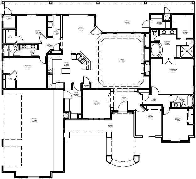 custom home designs az