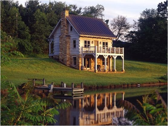 donelson antique log home