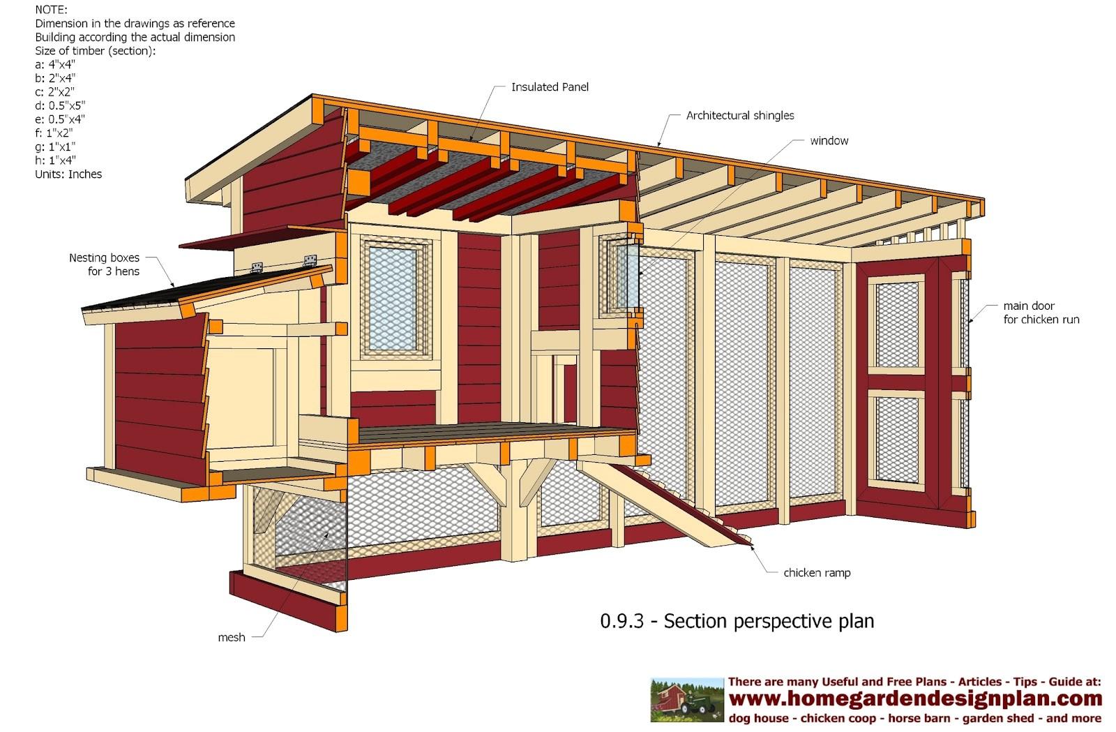 hen house plans pdf