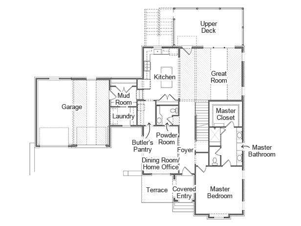 hgtv dream home floor plan 2014