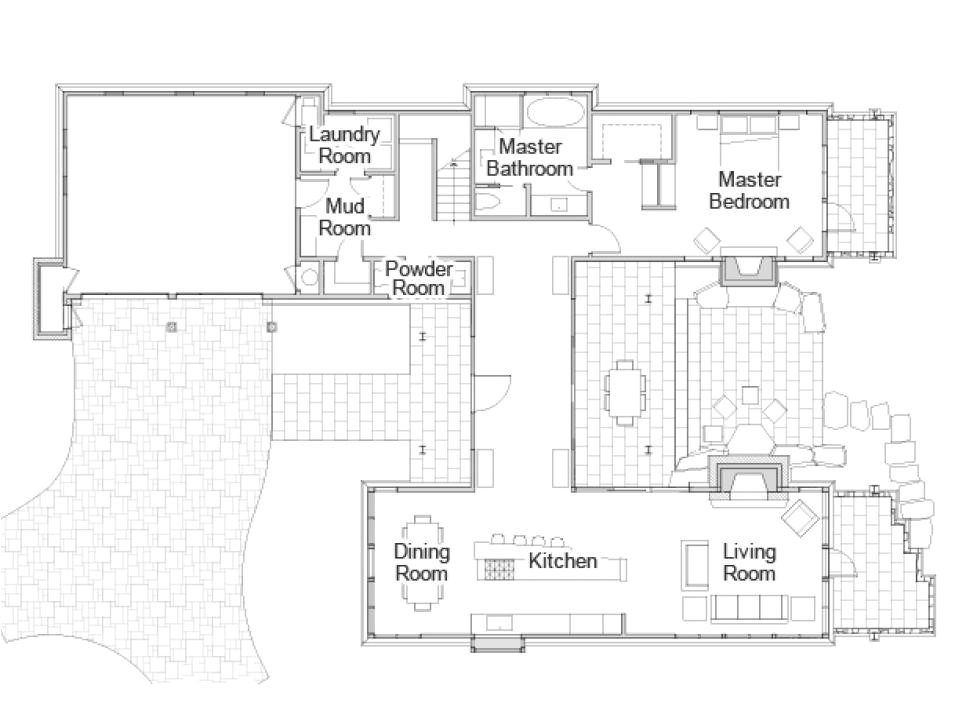 hgtv dream home 2014 rendering and floor plan pictures