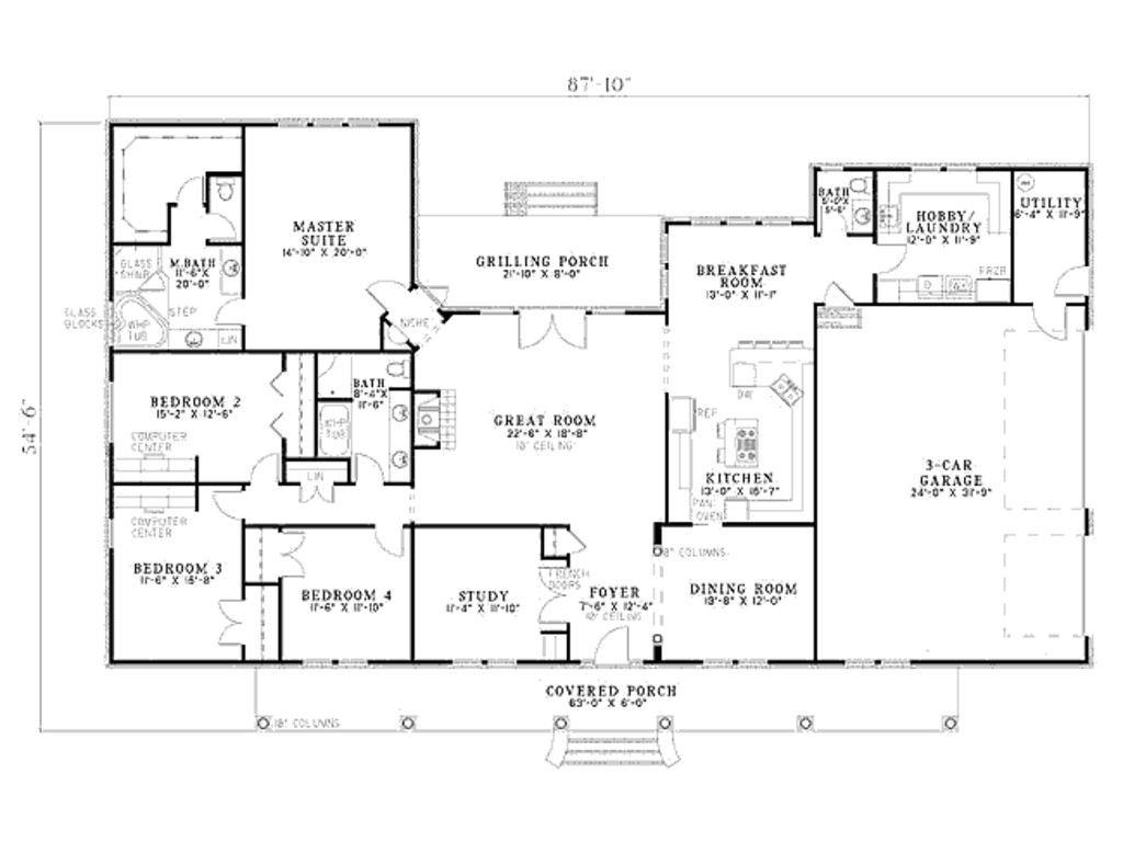hgtv home design floor plans