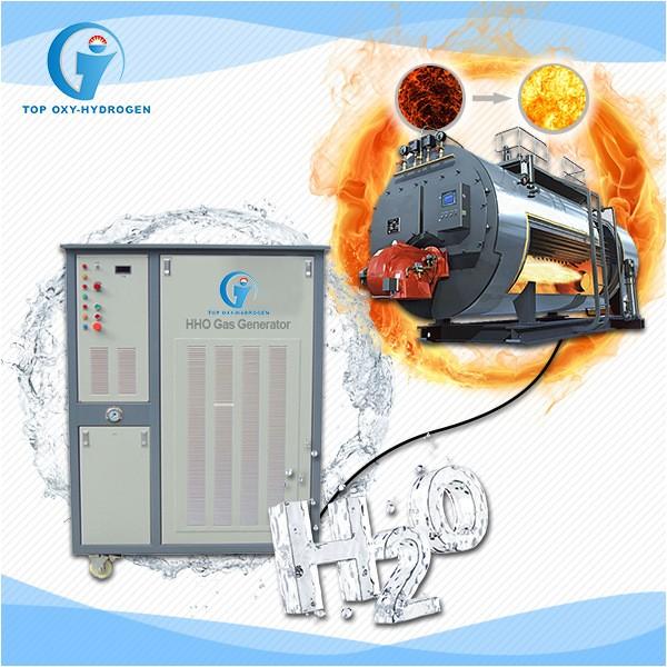 china hho gas generator for boiler