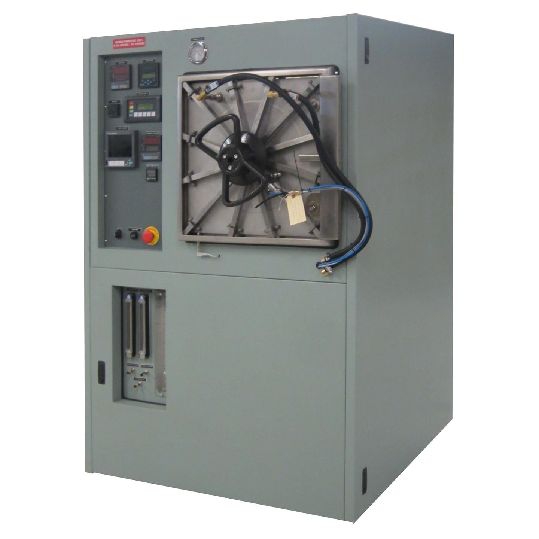 12 high x 12 wide x 18 deep hydrogen firing furnace