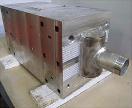 hydrogen heat exchanger